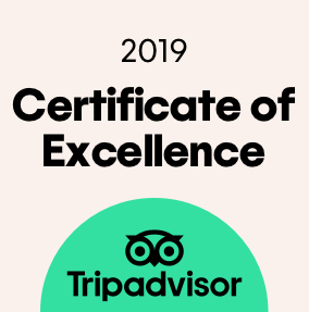 Certificate of Excellence 2020