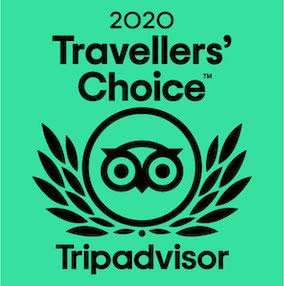 TripAdvisor Zertifikat für Exzellenz