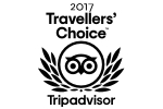 TripAdvisor Traveler's Choice 2017