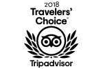 TripAdvisor Traveler's Choice 2018